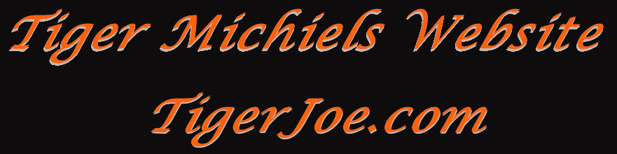 Tiger Michiels Website